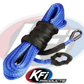 50' Extension Rope (Blue)