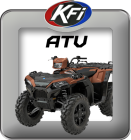Polaris ATV Receivers