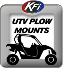 KFI UTV Plow Mounts