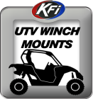 UTV Winch Mounts