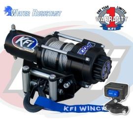 2000lbs KFI ATV Winch