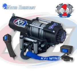 3000lbs KFI ATV Winch #A3000