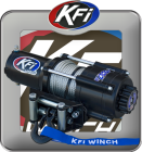 KFI ATV and UTV Series Winch