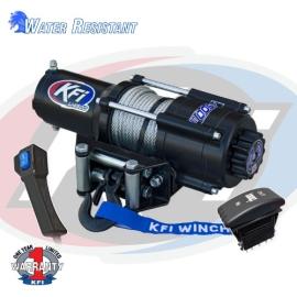 4500 KFI UTV Winch (Standard) U45-R2