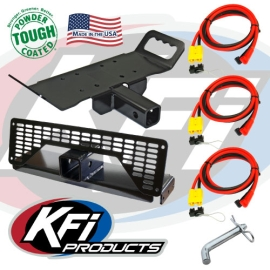 #UTV-675 Polaris Ranger Multi-Mount Winch Kit