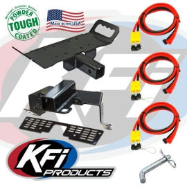 #UTV-875 Polaris Ranger Multi-Mount Winch Kit