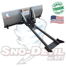 KFI Sno-Devil Universal ATV Plow System