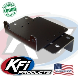 #100470 Kubota RTV900  Warn 4.0/RT40 Winch Mount